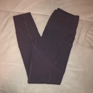 90 Degree Yogalicious Cropped Legging with Pockets